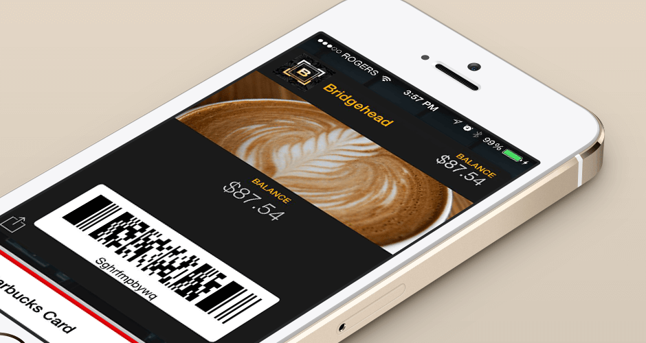 Spoonity IPhone Passbook