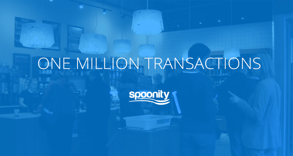 One Million Transactions!