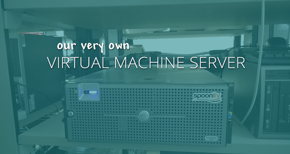 Our Very Own Virtual Machine Server