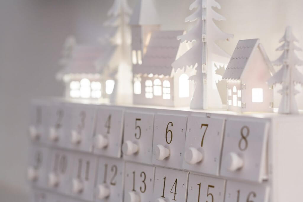 Holiday Themed Calendar