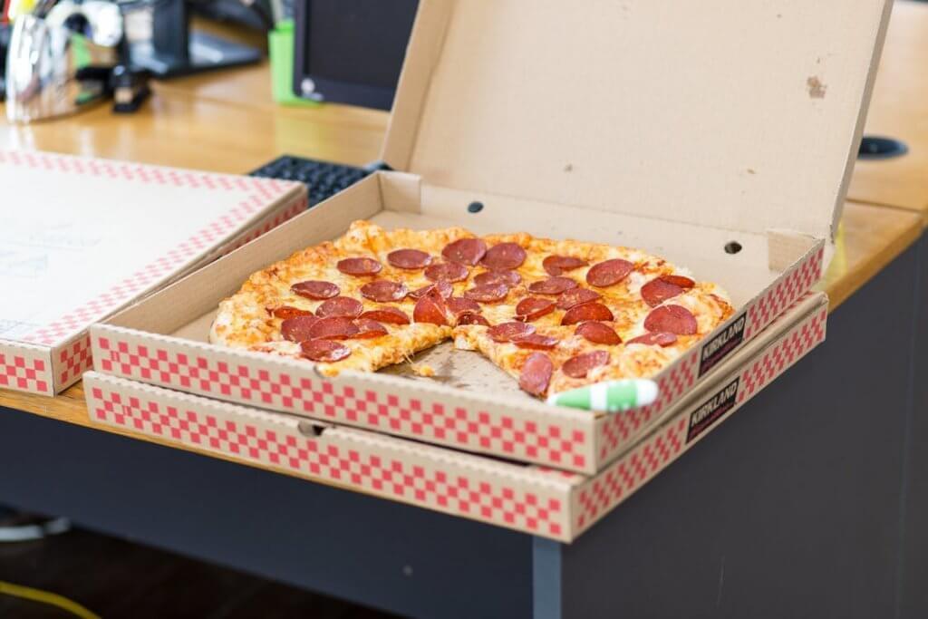 Personalized Pizza Rewards