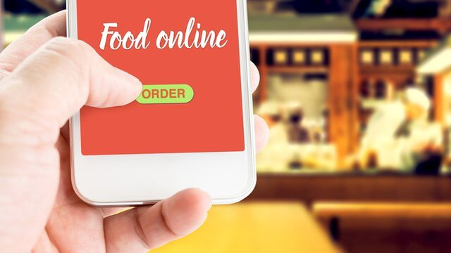 Mobile Ordering Spoonity
