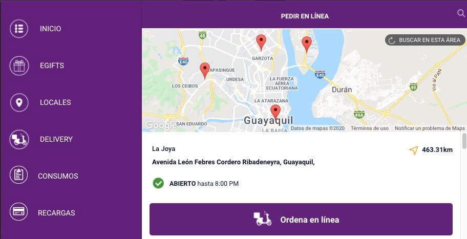 Caso de Éxito de Pedidos Online en Ecuador (Yogurt Persa)