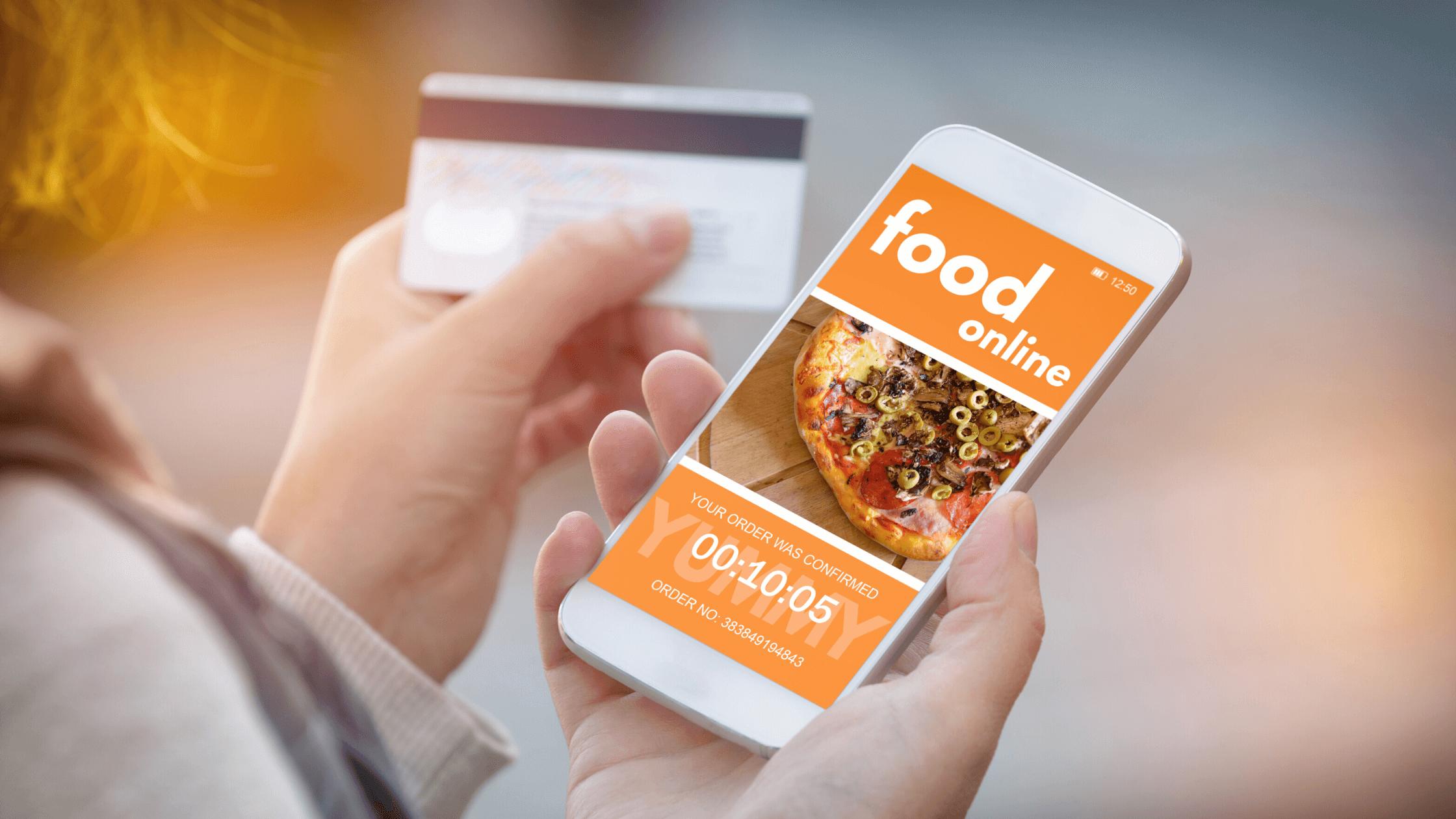 Pedidos online para restaurantes: mejor con programa de fidelización digital