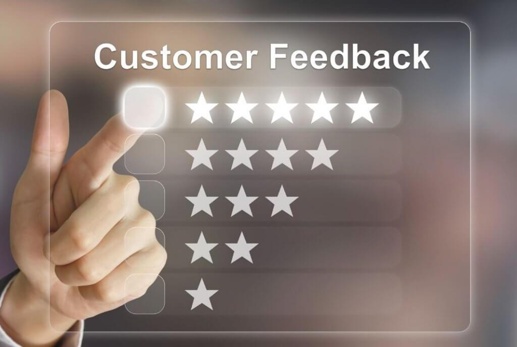 customer feedback rewards program